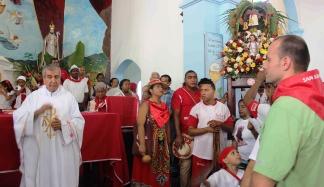 Fiesta de San Juan Baustista en Curiepe 24 de junio de 2015 (1)